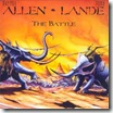 Allen - Lande - The Battle (2005)