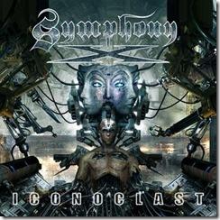 Symphony X - Iconoclast (jewel-case)