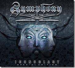 Symphony X - Iconoclast (digipack)