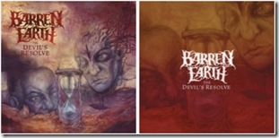 Barren Earth - The Devil's Resolve - 2 Editions
