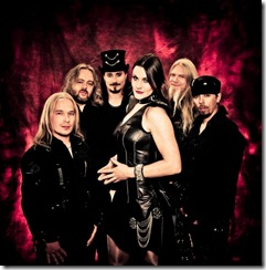 Nightwish avec Floor Jansen