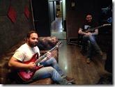 Amaseffer en studio