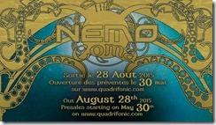 Annonce Nemo - Coma