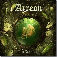 Ayreon - The Source (front)